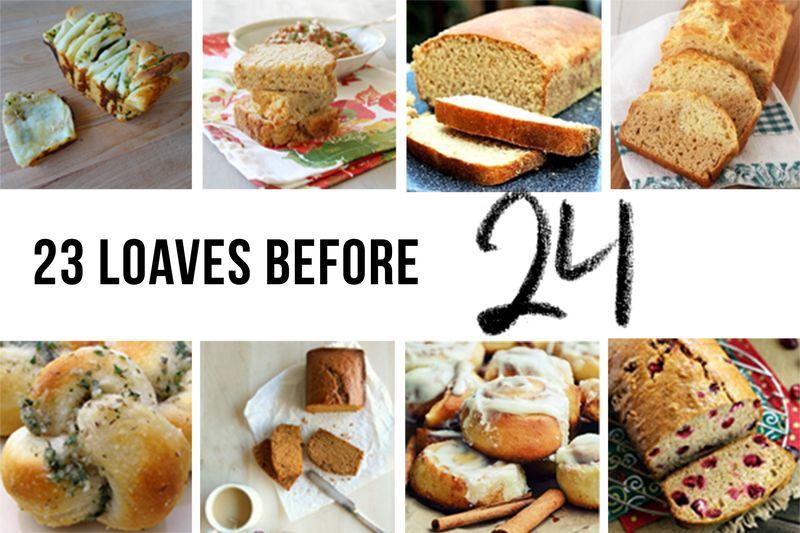 23 loaves